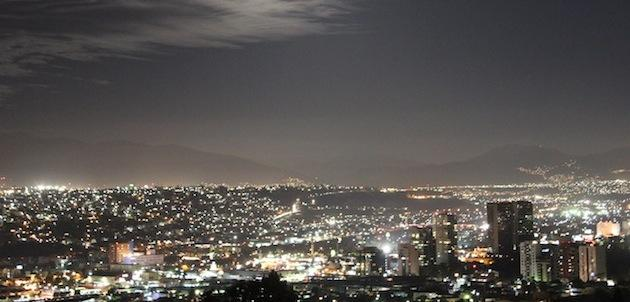 One night in Tijuana