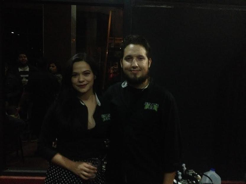 Nino Guzmán and Karim Gama from Benton Brewery