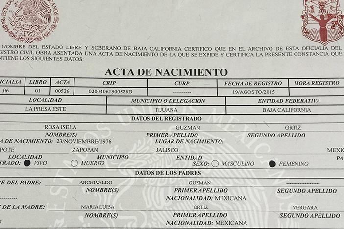 Ayuntamiento de Tijuana confirma registro del acta de la supuesta ...