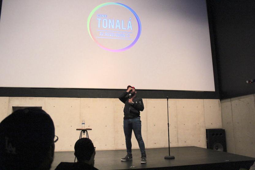 Por más de una hora el público no paró de reír. Foto: Ángel García