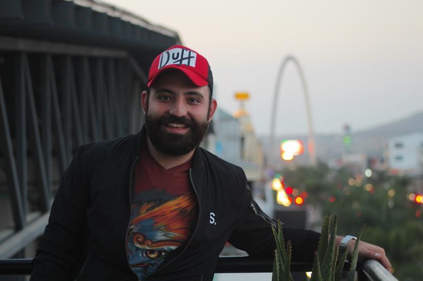 No es la primera vez que visita Tijuana y espera regresar con más impulso próximamente. Foto: Ángel García
