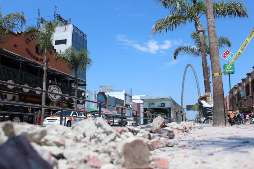 Algunas calles ya muestran mejoras. Foto: Ángel García