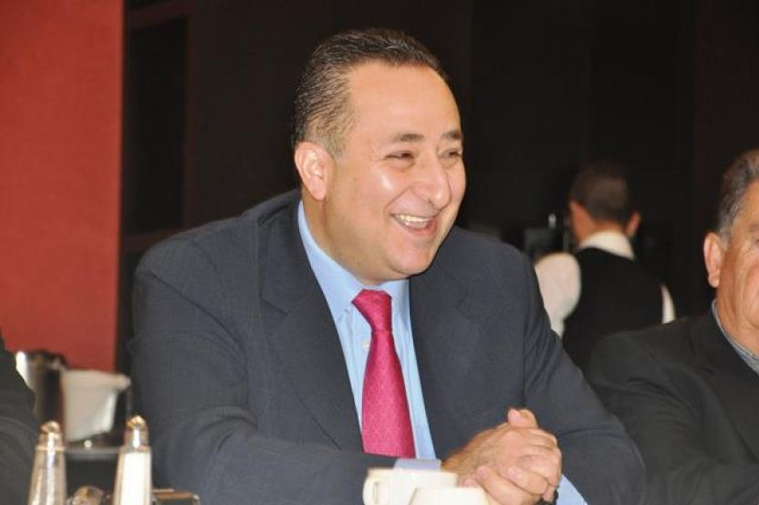 David Saúl Guakil, founder and owner of Cosmopolitan Group