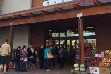 Supermercados aumentan el valor de una propiedad en San Diego