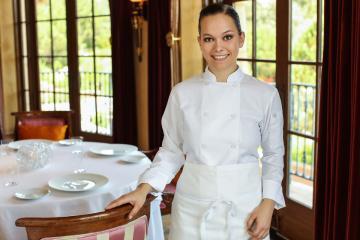 Chef Sandieguina queda entre mejores 30 menores de 30 de...