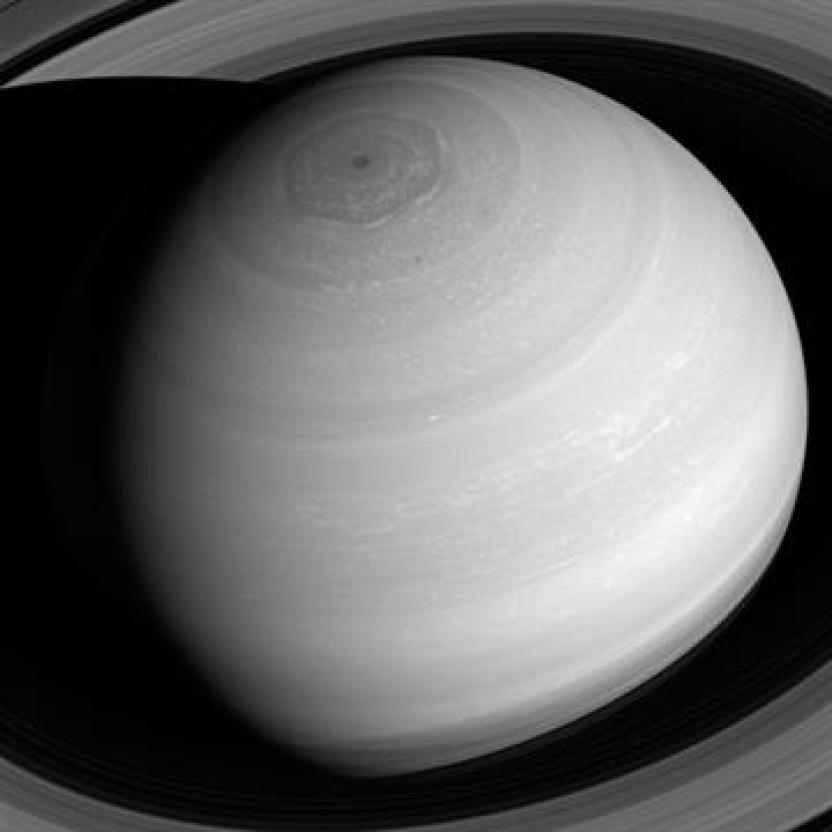 Saturno y sus vientos de alta velocidad
