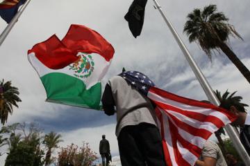 CNDH defenderá los derechos de migrantes mexicanos radicando en EEUU