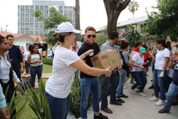 """Canelo"" Donates One Million Dollars to Help Mexico After..."