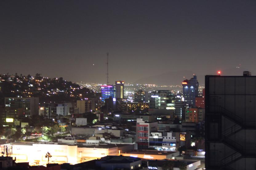 La ciudad sigue creciendo hacia arriba. Foto: José Sánchez/SanDiegoRed