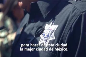 Inspira Alcalde de Tijuana en un discurso durante ceremonia con la...