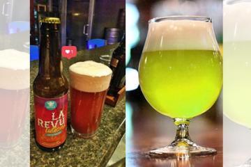 Una de otro planeta y otra color rosa, las cervezas tijuanenses que...