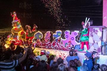 Christmas Parade of Lights to be Held in Tecate This Saturday Dec. 2