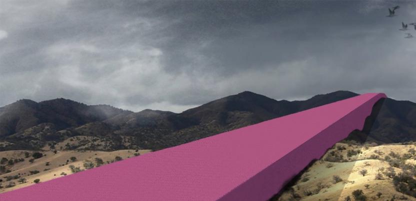 Si bien es posible construir un muro, tardaría aproximadamente 16 años si se hiciera de esta manera, debido a la áreas montañosas y áridas.