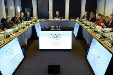 Rusia es excluida de los Juegos de Invierno