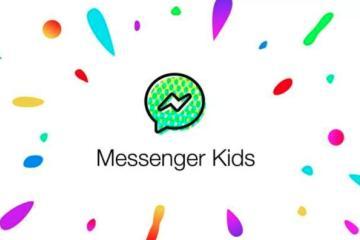 Facebook lanza Messenger para niños (VIDEO)