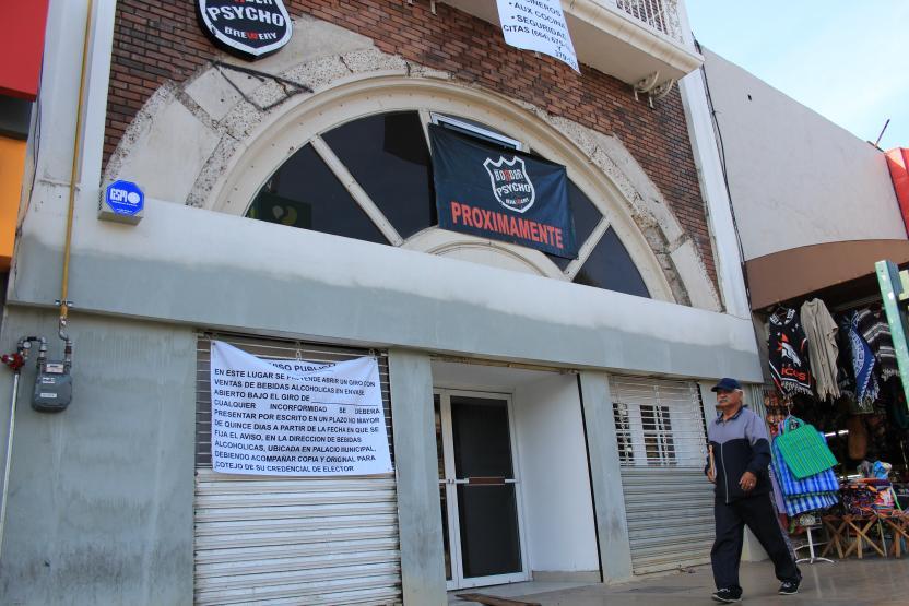 """El nuevo """"Border Psycho"""" está ubicado entre la calle Segunda y Tercera sobre la """"Revu"""""""
