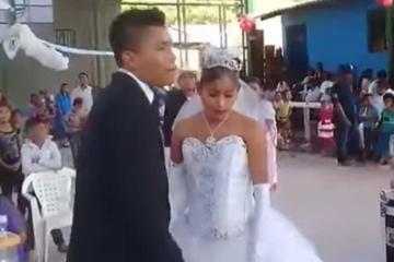 La boda más triste del mundo en video