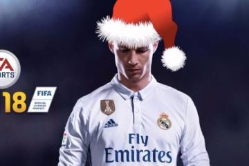 FIFA 18 tendrá un evento de futbol navideño