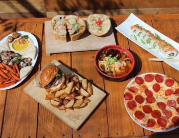 Decide cuál es el mejor centro gastronómico en el Best Of Baja 2017