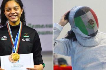 "Fencer from Tijuana is named ""Athlete of the Year"" by the..."