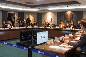 Crea cabildo el nuevo consejo ciudadano: Desarrollo Cultural Municipal