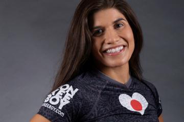 Jessica Aguilar tendrá combate con Livia Souza