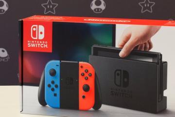 Nintendo Switch es la consola que más rápido se ha vendido en la...