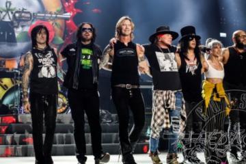 Reencuentro de Guns N Roses más rentable que The Wall Live de...