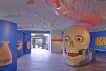 Recorre el Papalote Museo del Niño desde Google Street View
