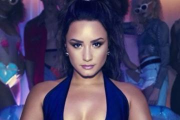 Demi Lovato comparte imperfecciones en Instagram