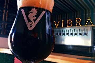 VIBRA Tap Room Will Present a Beer in Collaboration with Caffe...