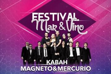 Kabah, Magneto y Mercurio pondrán ambiente en el Festival Mar y...