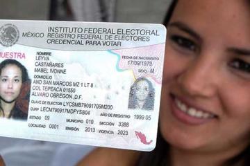 ¿Perdiste tu credencial del INE ? todavía puedes votar