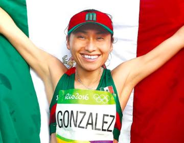 Mexican Walker Achieves Gold Medal in China