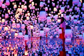 Un museo en Tokio supera todos tus sentidos con arte digital