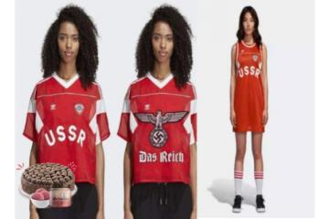 Retira Adidas polémica línea de ropa