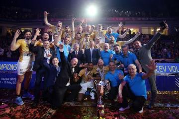 Con sabor latino, el Zenit ruso es campeón de Europa