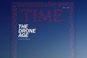 Time : Una revista para amantes de los drones