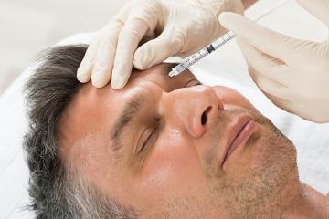El botox también es para hombres de negocios