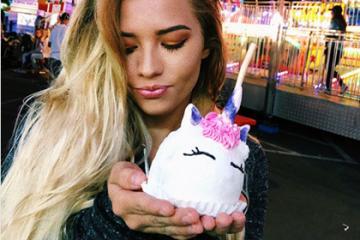 Enloquece con la comida de unicornio en la Feria de San Diego
