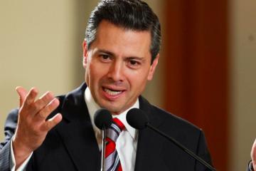 """EPN dice que vivir en Los Pinos no es """"a todo dar"""""""