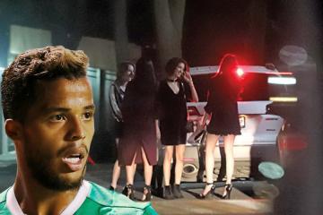 Se golosea la selección mexicana con prostitutas