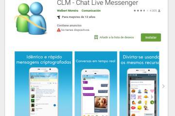 Para que recuerdes tu adolescencia; Messenger Live está de regreso