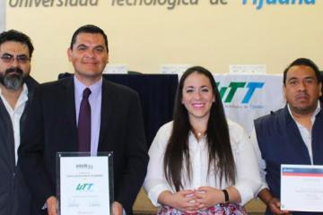 Recibe UTT acreditación para ser centro certificador de Solidworks