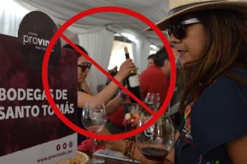 No cometas estos errores cuando asistas a un evento en los viñedos