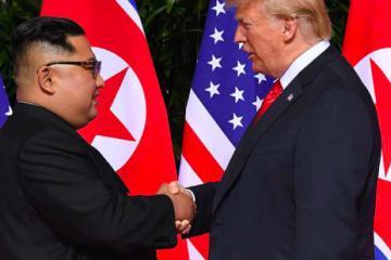 Corea del Norte promete no más armas nucleares