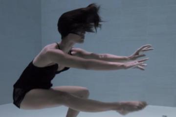 Julie Gautier: Fascinante coreografía subacuática