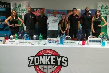 Zonkeys, listos para los playoffs