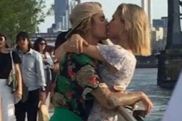 ¿Mucho amor entre Justin Bieber y Hailey Baldwin?