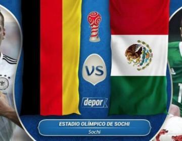 El Alemania vs México rompió récord en rating; TV Azteca superó...